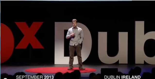 Bringing biotechnology into the home: Cathal Garvey at TEDxDublin